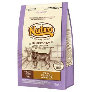 Nutro Natural Choice Housecat - Ekonomipack: 6 x 1,5 kg