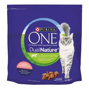 Purina ONE Dual Nature Lax - 1,4 kg