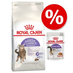 Stor påse Royal Canin + passande våtfoder till sparpris! Urinary Care + Urinary Care våtfoder
