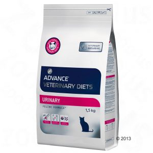 Advance Veterinary Diets Urinary Feline - Ekonomipack: 2 x 8 kg