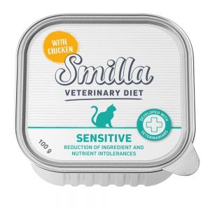 Smilla Veterinary Diet Sensitive - 8 x 100 g