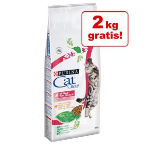 13 + 2 kg gratis! 15 kg Cat Chow Kitten Chicken