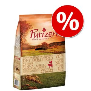 2 kg Purizon hundtorrfoder till sparpris! - Large Adult Chicken & Fish