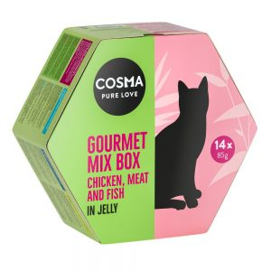 Cosma Gourmet Mix Box - 14 x 85 g