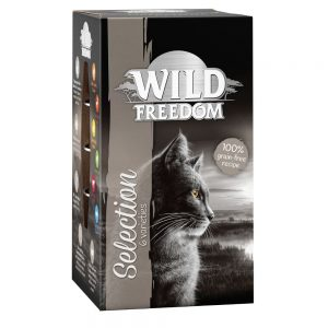 Wild Freedom Adult portionsform 6 x 85 g - Green Lands - Lamb & Chicken