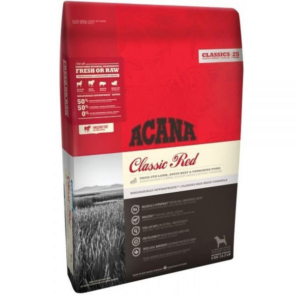 Acana Dog Classic Red (6 kg)