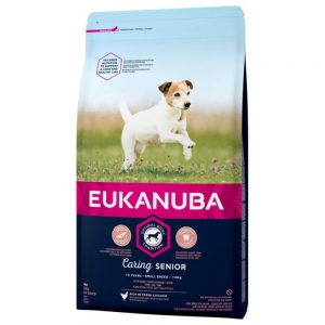 Eukanuba Caring Senior Small Breed (15 kg)