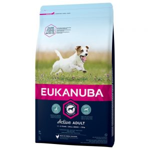 Eukanuba Active Adult Small Breed (15 kg)