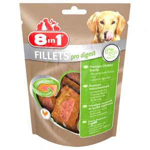8in1 Fillets Pro Digest - 80 g - Small