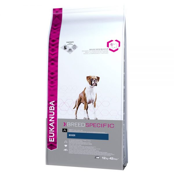 Eukanuba Boxer Adult - Breed Specific - 12 kg