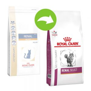Royal Canin Veterinary Diet Feline Renal Select - 4 kg
