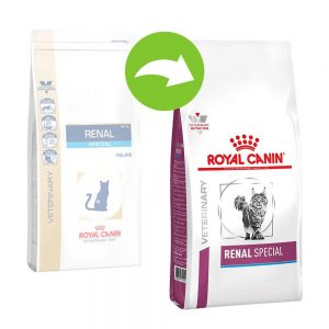 Royal Canin Veterinary Diet Feline Renal Special - 4 kg