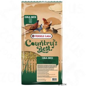 Versele-Laga Country's Best Gra-Mix Ardennerblanding - 20 kg