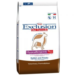Exclusion Diet Hypoallergenic Rabbit & Potato Ekonomipack: 2 x 12 kg