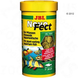 JBL NovoFect fodertabletter - 250 ml