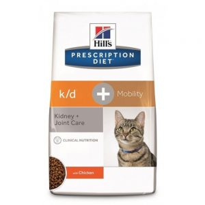 Prescription Diet Feline K/D+ Mobility