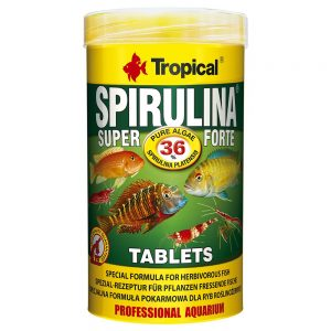 Tropical Super Spirulina Forte Tablets - 250 ml