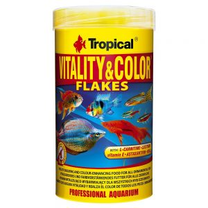 Tropical Vitality & Color Flakes - 250 ml