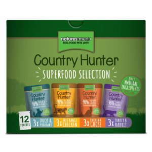 Natures:menu Country Hunter Cat Multipack 12x85 g