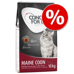 50 kr rabatt! 2 x 3 kg Concept for Life kattmat - All Cats