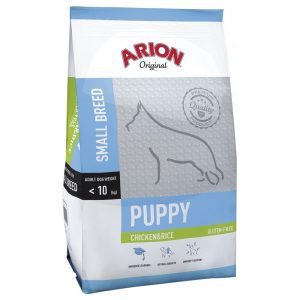 Arion Original Puppy Small Breed Chicken & Rice - 7,5 kg