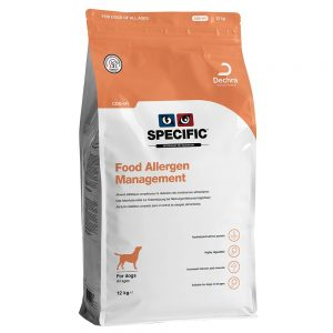 Specific Dog CDD - HY Food Allergen Management 12 kg