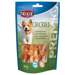 Trixie Chickies - Ekonomipack: 2 x 100 g