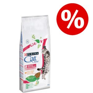 20 % rabatt på Cat Chow torrfoder! - Adult Special Care Urinary Tract Health 15 kg