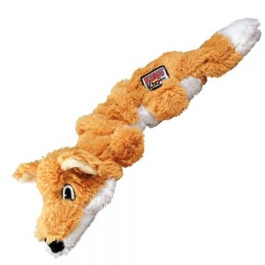 KONG Scrunch Knots Fox - S/M: L 26,5 x B 8 x H 5 cm