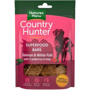NaturesMenu Country Hunter Bar Fisk 100g