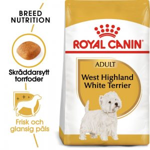 Royal Canin West Highland White Terrier Adult - Ekonomipack: 2 x 3 kg