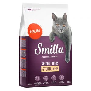 Smilla Adult Sterilised Fågel - 4 kg