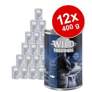 Wild Freedom Adult 12 x 400 g - Wide Country - Chicken Pure