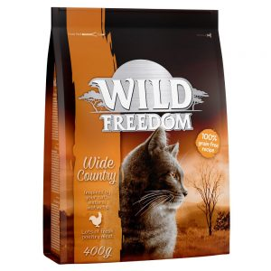 """Wild Freedom Adult """"""""Wide Country"""""""" - Poultry - 400 g"""