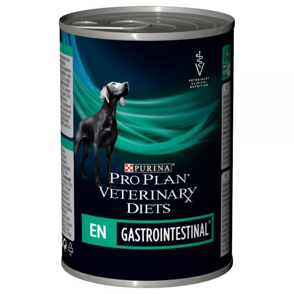 Purina Veterinary Diets Canine Mousse EN Gastro - 3 x 400 g